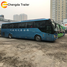 New Design 42 sets Luxury Tour Coach Bus from China