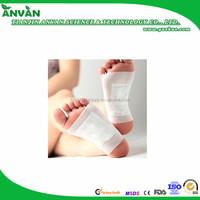 2013 new product bamboo vinegar detox foot pads foot patch best sale with CE FDA ISO hot new toxin removal foot patch