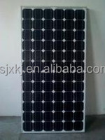 Factory poly&mono 260w monocrystalline solar panel pv module good quality best price