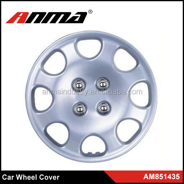 Factory Price and New ABS Wheel Hub Silver Car Wheel Cover
