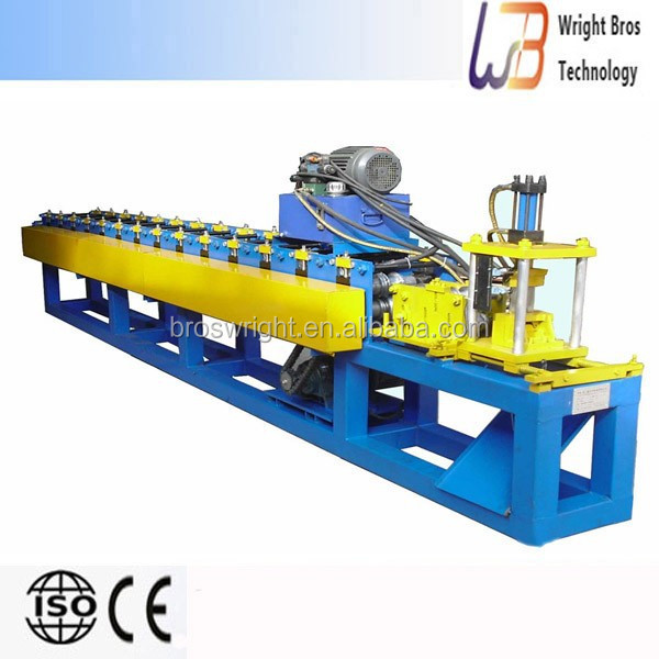 full automatic roller shutter door roll forming machine