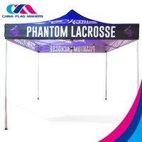 cheap custom event promotion 10x10 waterproof outdoor canopy for sale