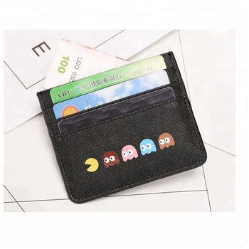 Wholesale Women  Leather Card Case Wallet