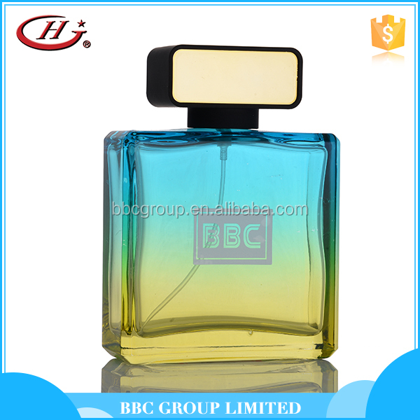 BBC Middle East Series - ME025 Great quality male royal blue glass bottles natural designer perfume
