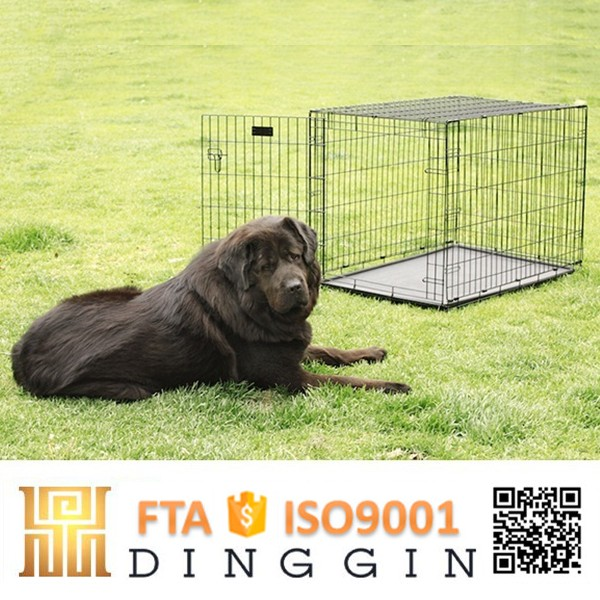 Outdoor dog kennel for any animals