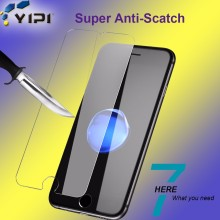 Mobile Phone Accessory Anti Radiation Mobile Phone Screen Protector, Anti Bubble Glass Film Screen Protector For S8&