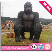 Amusement Park Realistic model animatronic monkey