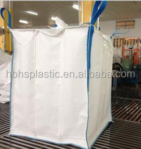 Big FIBC Container PP Woven Bag with Top spout