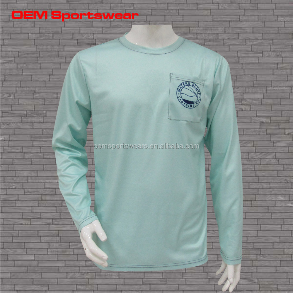 Custom long sleeve stylish pocket t shirt buy stylish for Custom t shirts with pockets