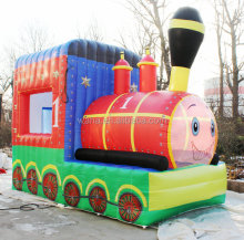 2015 Hot-selling cheap thomas the train inflatable bounce house