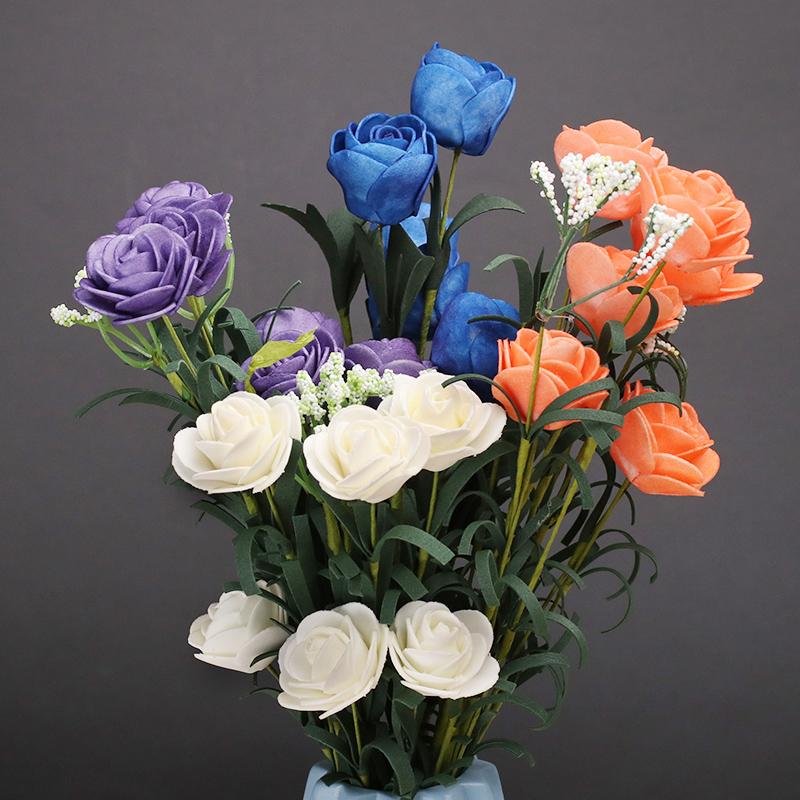 Фото цветов пластика