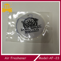 Custom car freshener flavour & fragrance air fresheners car freshener