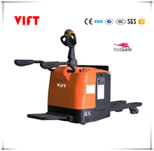 2.5 ton electric type pallet truck 2500kg truck for sale