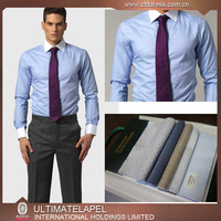 Trendy tailor made bespoke men's shirt
