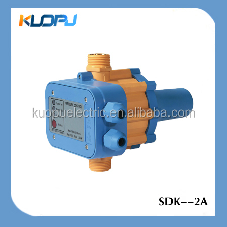 Automatic Pump Pressure Control switch for water pump SDK-2A
