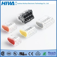 Factory supply original color push in wire connector with certificate with good price