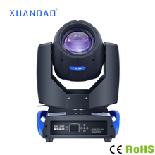 Professional Stage 16 Channel Dmx512 Control Point 230W 7R 200W Sharpy 5R Beam Moving Head Light