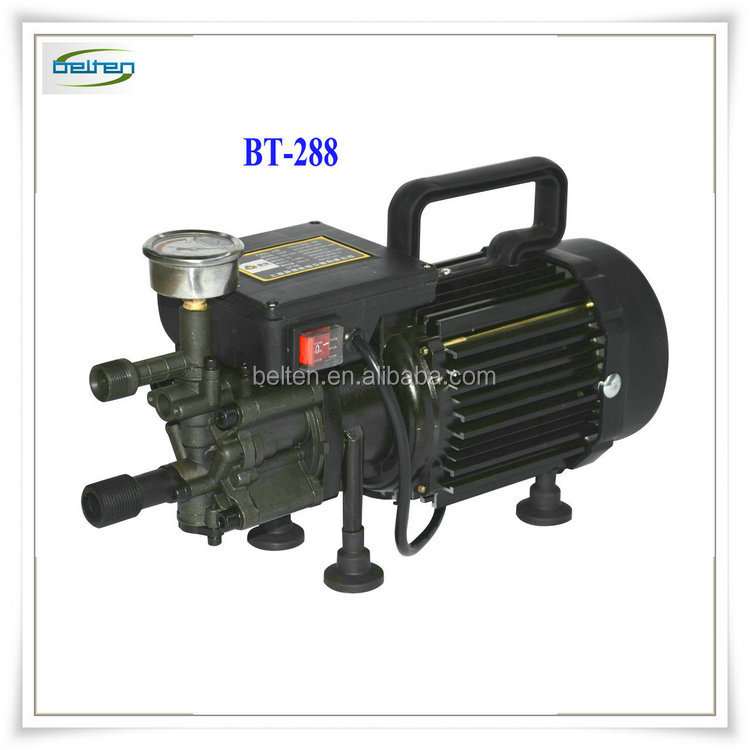 Power Value China Supplier Cheap BT288 1.5KW 6-9MPa Washing Car Machine Car Washing Machine Gun Bus Washing Machine