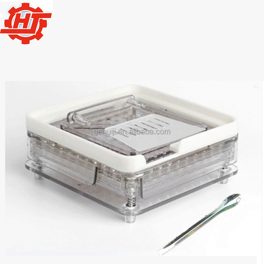 Wholesale New Type Acrylic <strong>100</strong> Holes Manual Capsule Encapsulation Machine Cheap Price Capsule filler Capsule filling plate