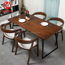 Vogue hand carved dining table designs teak wood table