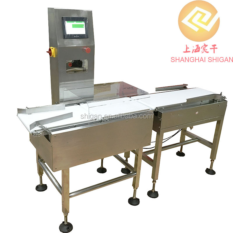 High precision high speed check weigher machine,weight sorting scales