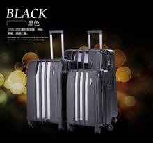 *unique luggage travel bags trolley case