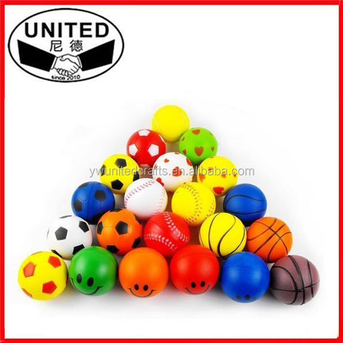 Many kinds of PU Ball,Various Shaped Ball,Stress Reliever Ball