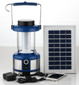 36LED Solar camping lantern with solar panel portable solar camping light