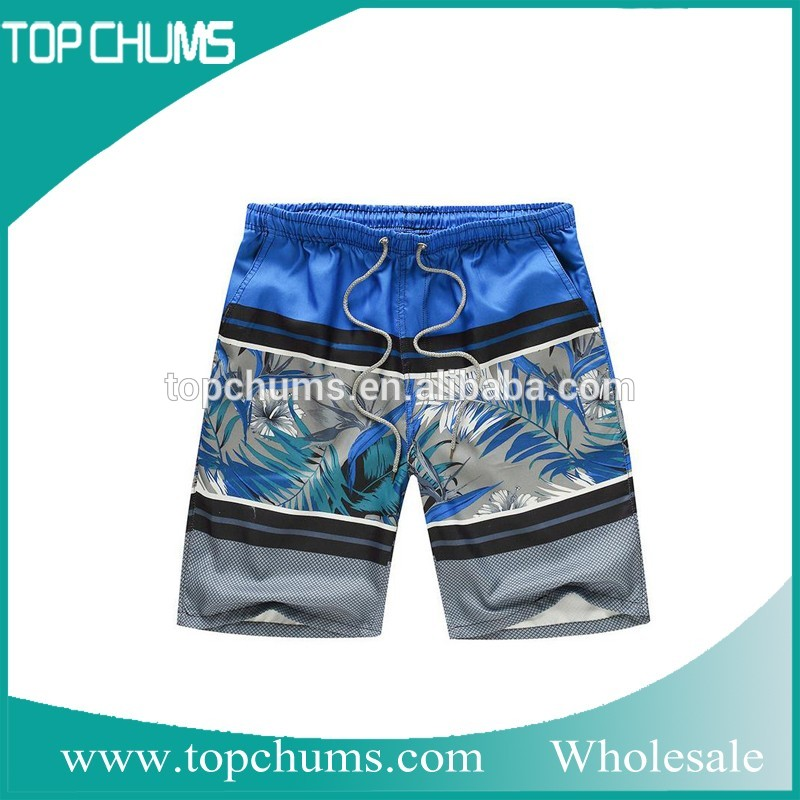 The latest fashion style stock sport surf Beach shorts men