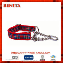 2016 custom heavy duty zinc alloy chain dog collars