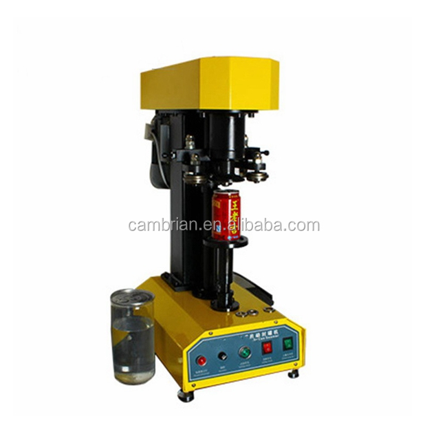 Easily-operated semi automatic can seamer for sale