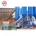 High frequency auto/ manual concrete mixer machine wet mix batching plant