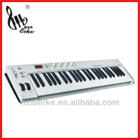 49 key USB MIDI keyboard controller