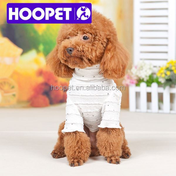 Small sequins pet dog clothes wholesale dog t-shirts
