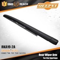 China supplier wiper brush replacement windscreen rear window wiper blade and arms exact fit for sportage