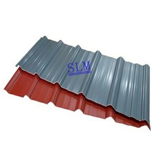 Building construction materials High Grade galvanized corrugated steel sheets with Free Samples