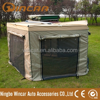 Wall Room For Car Side Awning Car Foxwing Awning