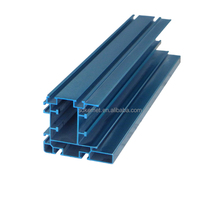 OEM weight of aluminum extruded section in construction