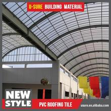 fashion popular FRP fiberglass sheet carport roofing material