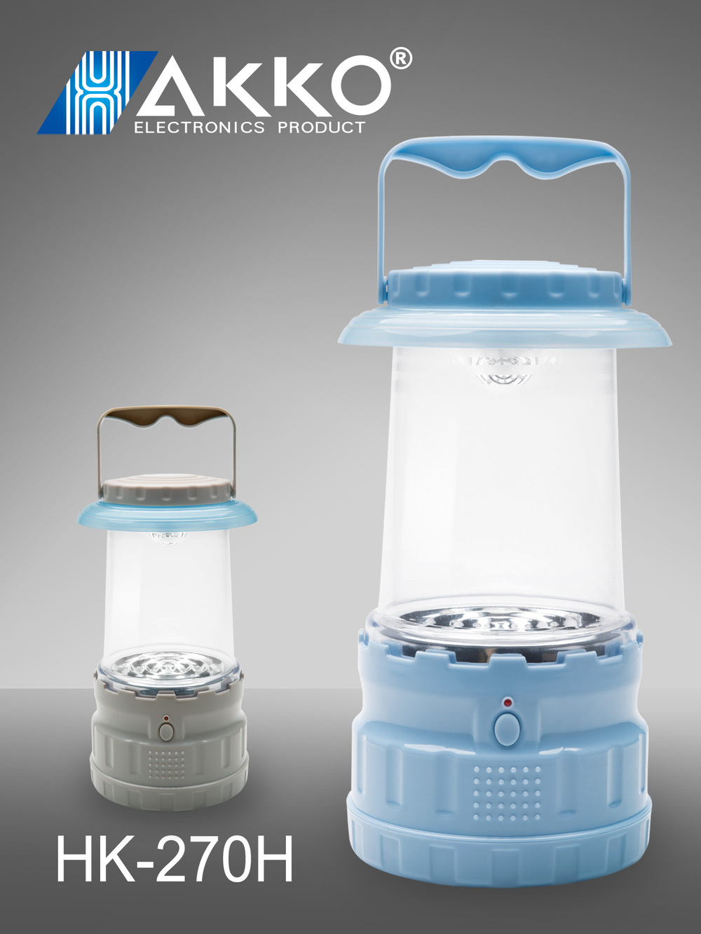 LED Rechargeable Emergency Light for Camping