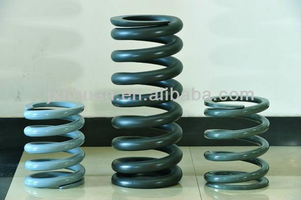 heavy truck spring with coil machine controlled by computer