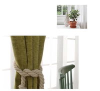 Plain solid color Blackout Curtains-basic ready made sude blackout curtains