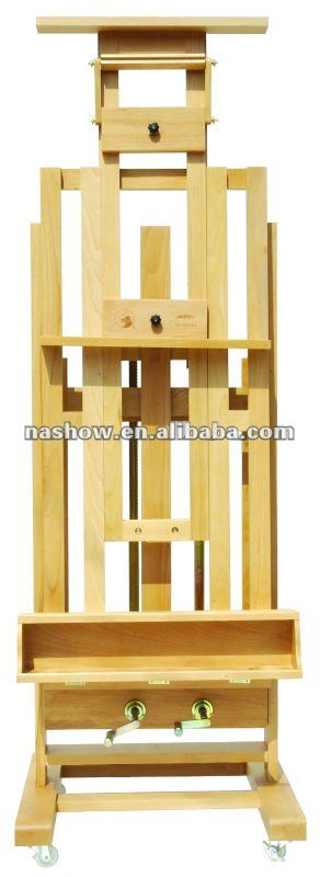 wood Drawing stand/ sketch easel