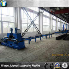 Automatic Assembling Equipments H beam Production Line