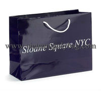 Glossy lamination Vietnam luxury Paper Carrier Bag