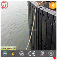 ocean guard dock fender face pad with wear resistance and anti-impact plastic uhmwpe sheet