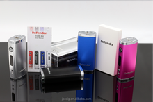 Defender 36W Box Mod Electronic Cigarette Fit for 2600mAh Battery with CE,FCC test report