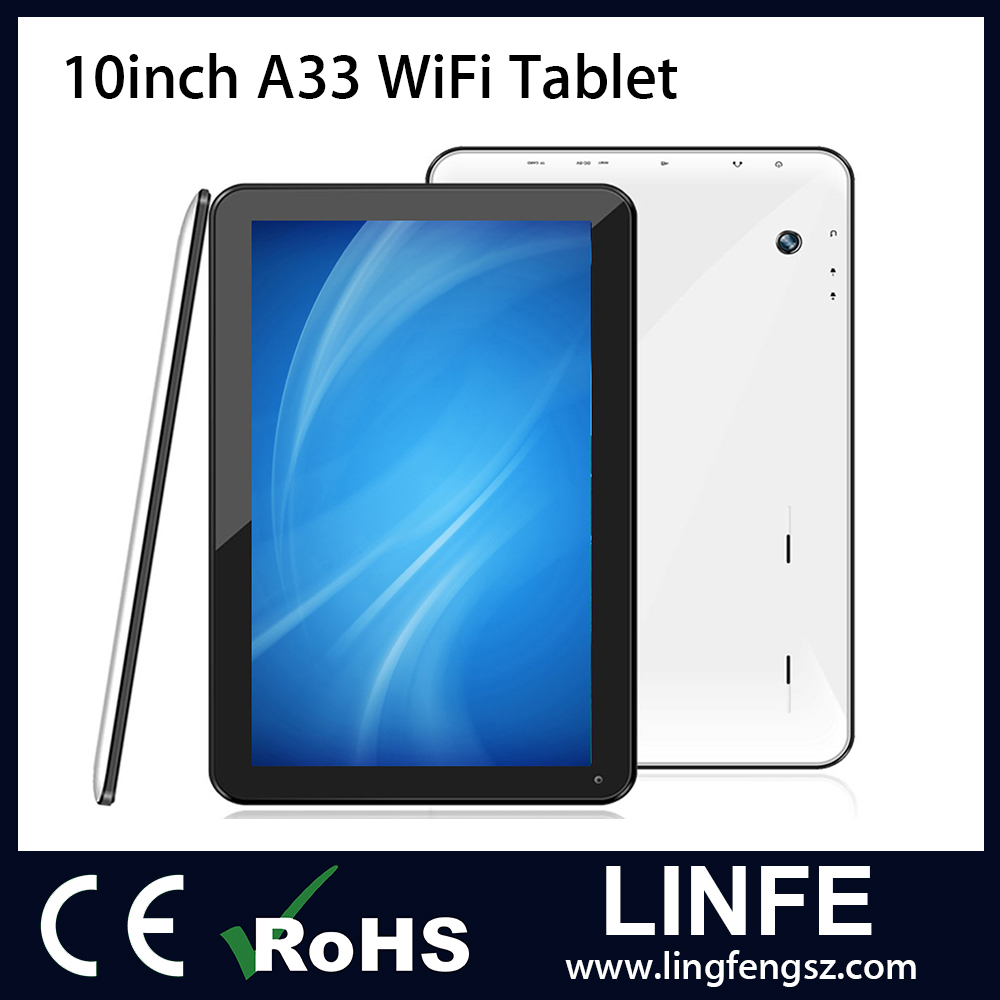 Wholesale android tablet 10 inch -  Shipped By Dhl 10 Strong Inch Strong A33 Quad