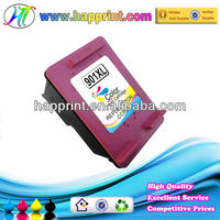China Wholesale cartridge with ink for HP 901 cheap printer ink cartridge