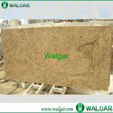 Polished Natural Giallo Veneziano different kinds of granite For exterior decoration